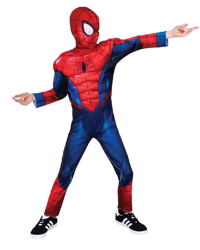 Marvel: Spider-Man - Deluxe Costume (Small) image