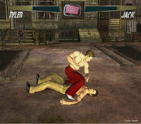 Fight Club for PlayStation 2 image