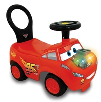Kiddieland: Revvin' Lights Deluxe Ride-On - Cars image