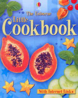 The Usborne Little Cookbook by Angela Wilkes image
