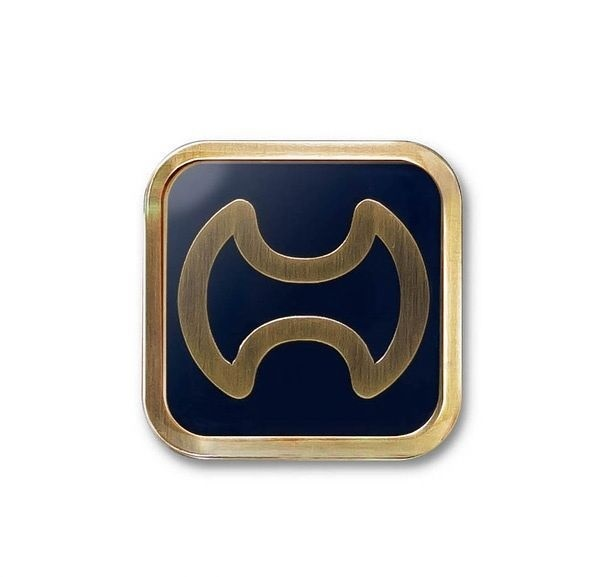 Final Fantasy XIV: Warrior (WAR) - Job Icon Pin