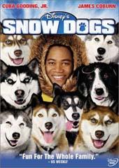 Snow Dogs on DVD