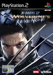 X-Men 2: Wolverine's Revenge for PS2