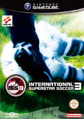 International Superstar Soccer 3 for GameCube