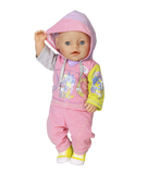 Baby Born - Deluxe Jogging Set - Pink