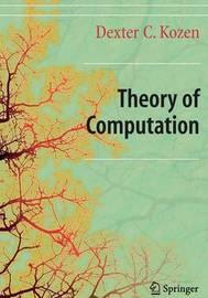 Theory of Computation by Dexter Kozen