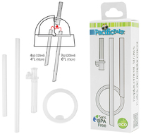Pacific Baby Replacement Straws