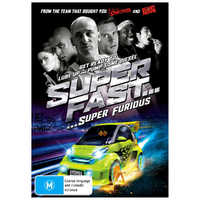 Superfast and Super Furious on DVD