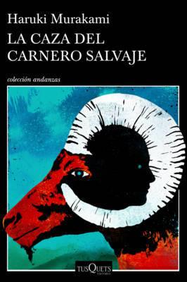 La Caza del Carnero Salvaje by Haruki Murakami image