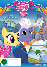 My Little Pony: Friendship Is Magic: Viva Las Pegasus on DVD