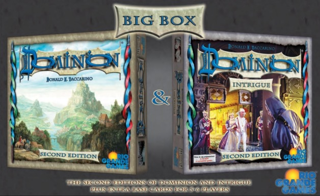 Dominion Big Box - 2nd Edition