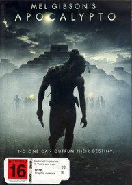 Apocalypto on DVD image
