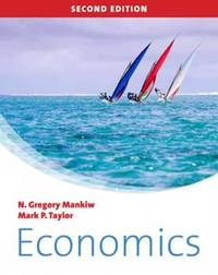 Economics by N Gregory Mankiw image