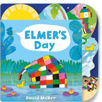 Elmer's Day by David McKee