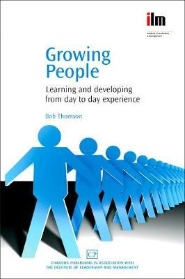 Growing People by Bob Thomson image