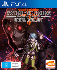 Sword Art Online: Fatal Bullet for PS4