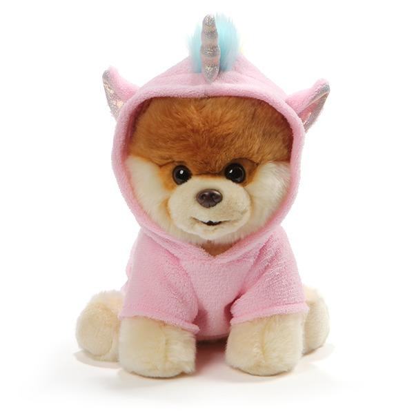Gund: Boo Unicorn Plush