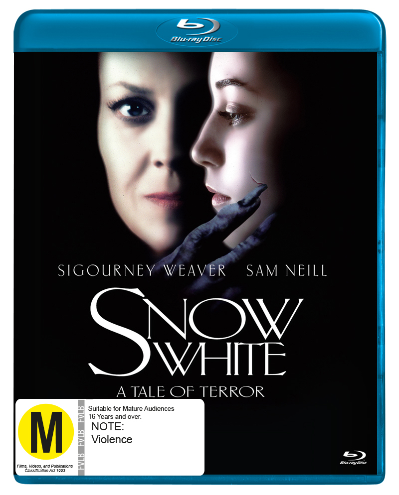 Snow White: A Tale of Terror on Blu-ray image