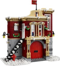 LEGO Creator: Winter Village Fire Station (10263)