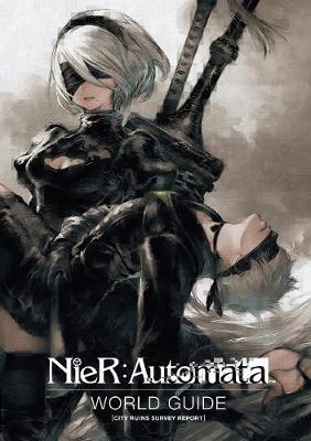 Nier: Automata World Guide Volume 1 by Square Enix image