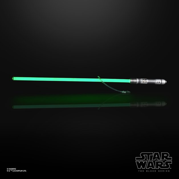 Star Wars The Black Series: Force FX Lightsaber - Kit Fisto