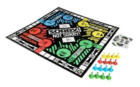 Sorry! Not Sorry - Board Game