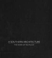 A Southern Architecture by Ted McCoy image