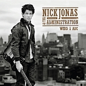 Who I Am (CD/DVD) by Nick Jonas and the Administration