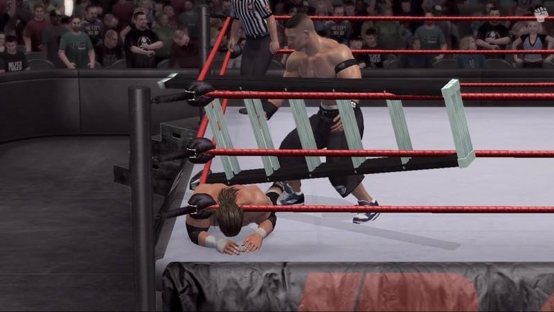 WWE SmackDown! vs. RAW 2007 for Xbox 360 image