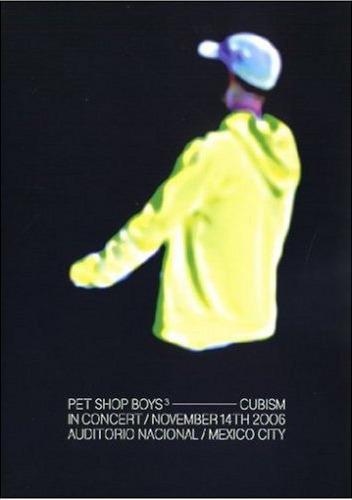 Pet Shop Boys - Cubism: In Concert on DVD