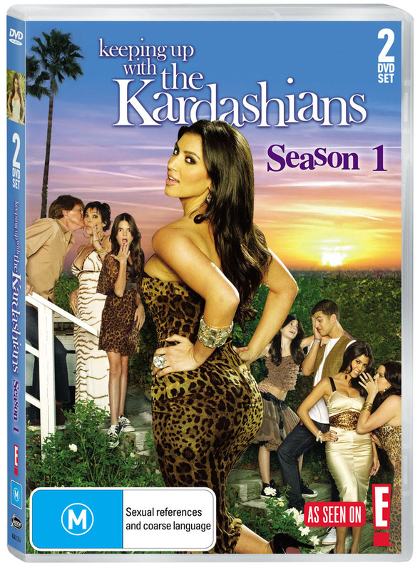 Keeping Up With The Kardashians - Season 1 (2 Disc Set ...