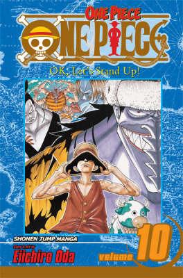 One Piece: v. 10 by Eiichiro Oda