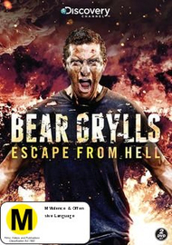 Bear Grylls: Escape From Hell on DVD