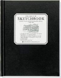 Premium Sketchbook (Large)