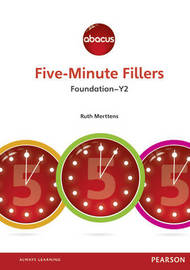 Five-Minute Fillers: Foundation - Year 2 by Ruth Merttens