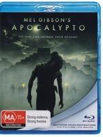 Apocalypto on Blu-ray