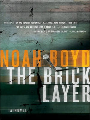 The Bricklayer by Noah Boyd image