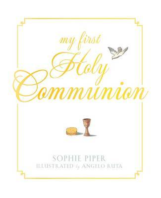 My First Holy Communion by Sophie Piper image