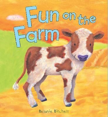 Padded Animal Board Book: Fun on the Farm image