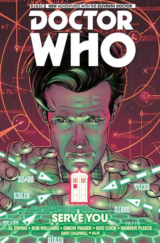 Doctor Who by Al Ewing