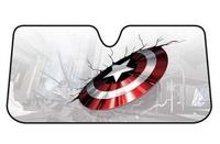 Marvel: Captain America Shield - Accordion Bubble Sunshade