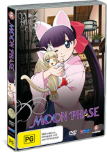 Tsukuyomi Moon Phase V03 on DVD