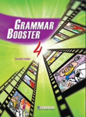 Grammar Booster 4: Student's Book by Rachel Finnie image
