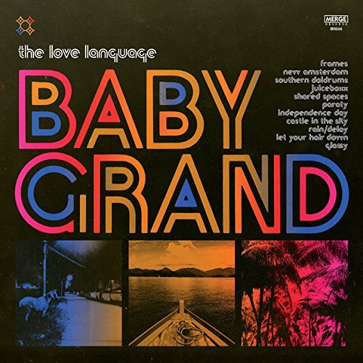 BABY GRAND by LOVE LANGUAGE