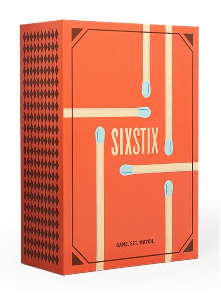 Helvetiq: Matchbox Games - SixStix