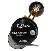 Catch Combo Slow Pitch Kensai/JG2000 163244 and Reel 161284