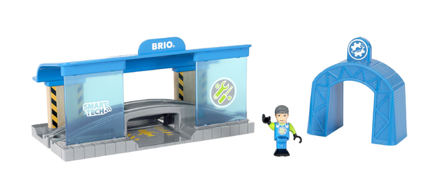 Brio: Railway - Smart Railway Workshop