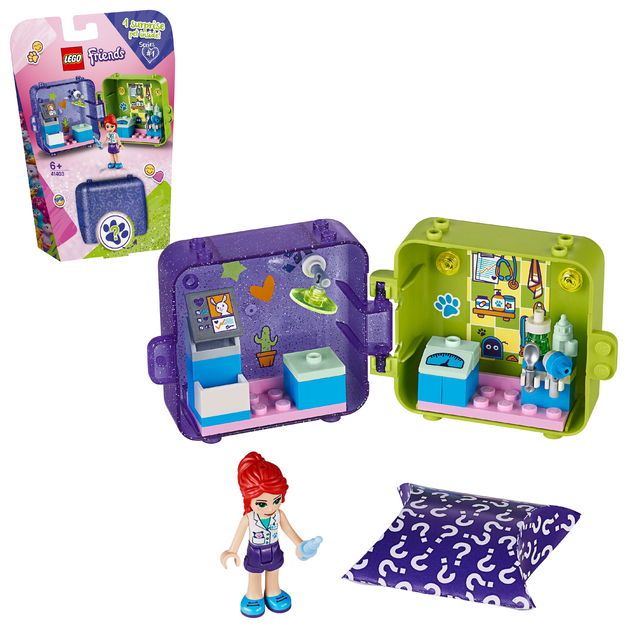 LEGO Friends: Mia's Play Cube - (41403)