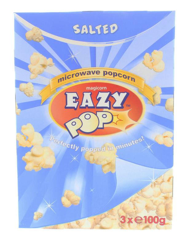 Eazypop: Microwave Popcorn Salt (48pk)