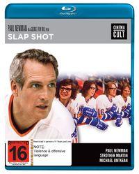 Slap Shot on Blu-ray image